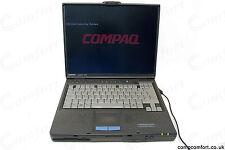 """Retro Compaq Armada E500 15"""", Intel Pentium 850 MHz per III ricambi o riparazioni"""