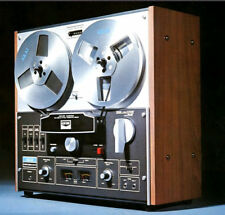 AKAI X-201D OPERATOR'S MANUAL BOOK IN ENGLISH STEREO REEL TO REEL TAPE RECORDER