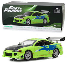 1995 Mitsubishi Eclipse Fast & Furious Brian Artisan Collection 1:18 GreenLight