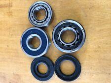 Maico crank bearings and seals fits 1985 - 1997 250cc - new!
