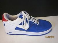 Nike Air Force 1 One Low Rasheed Wallace Sheed Size 8.5 Red White Blue 2006 j65