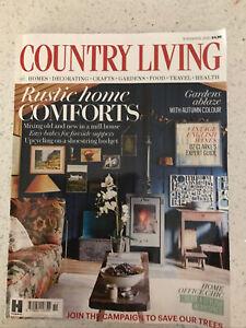 Country Living Magazine November 2020
