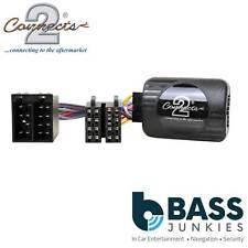Citroen Xsara Picasso C2 C3 C5 C8 Steering Wheel Stalk Adaptor & FREE PATCH LEAD