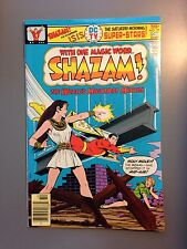 SHAZAM #25 High Grade VF/NM 1st Appearance Isis 1976 DC Final Offer Before Grade