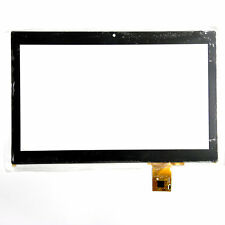 "10.1"" RICAMBIO TOUCH SCREEN/DIGITIZER PER ZENITHINK C94 P/N NJG101017AE0F"