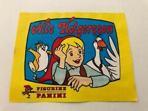 1 x Panini Nils Holgersson  Tüte von 1981  sehr Rar Top Zustand