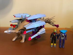 Tyco Dino Riders Rulon Kentrosaurus Incomplete