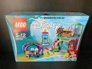 Lego 41145 Disney Princess Ariel And The Magical  Spell Brand New Sealed
