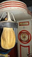 Punching Bag Strength Test Original Arcade Oak Machine Mutoscope Mfg. c1910