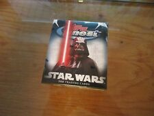 2018 Topps Star Wars Finest Factory Sealed 6 Pack Mini Box with 1 Hit