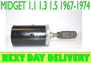 MG MIDGET 1.1.3 1.5 1967 1968 1969 1970 1971 1972 1973 1974 STARTER MOTOR