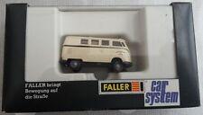 """Faller Car System 1637 1:87 VW T1 """"DRK Präsidium"""""""