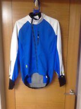 Mavic Echappee Winter Jacket , Top Quality Save £85 Size Medium Blue/White
