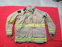 MFG 2007 50 x 32 CAIRNS  Firefighter Turnout Bunker JACKET FIRE RESCUE GEAR