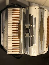 Vintage custom built wilkins accordion made in italy number 546/147 Rare