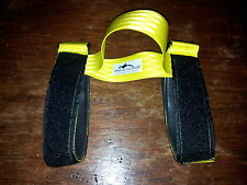 CILINDRO Nero o Giallo Tank Carrier Carry Cinghie