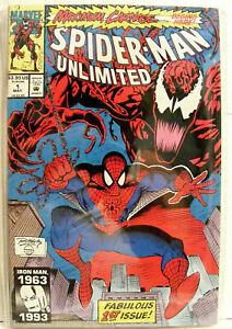 COMICS SPIDER MAN   MAXIMUM CARNAGE   PART  #1  TO  14  V/G +