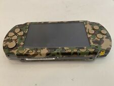 Sony PSP 1000 Camouflage Metal Gear Solid Limited Edition ***SHIP FROM U.S.A.***