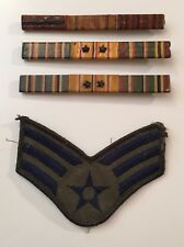 US Military Patch And Ribbon Bars