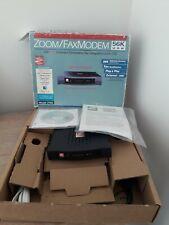 ZOOM FAX MODEM Model 2986