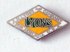 A. H. Lyons and company Pin   _ Vintage  Battery Manufacturer & Supplier