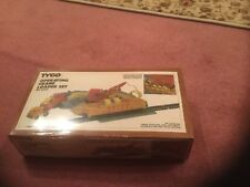 Tyco HO Operating Crane Loader Set NIB