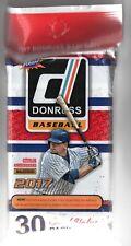 2017 Donruss Baseball JUMBO HOT PACK Guaranteed Autograph/Relic/Plate/Patch