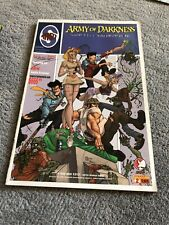 Army of Darkness: Shop Till You Drop Dead #2 Dynamite/DDP; Kuhoric)
