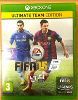 Grnuime XBOX ONE FIFA 15: Ultimate Team Edition Brand New Sealed FAST FREE SHIP