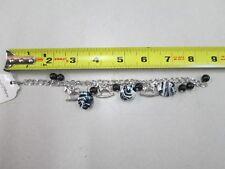 Costume Jewelry Charm Bracelet # 7