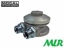MOCAL TOP01F M20 REMOTE OIL FILTER TAKE OFF PLATE 106 205 306 GTI SAXO CIVIC TC