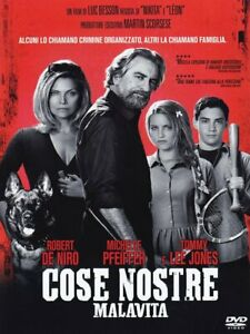 Cose Nostre - Malavita (2013) DVD USATO (MA IN OTTIME CONDIZIONI)