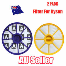 Washable Pre+ Post Motor HEPA Filter Set For Dyson DC05 DC08 Vacuum Cleaners ON