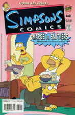 Simpsons Comics #60 FN; Bongo | save on shipping - details inside