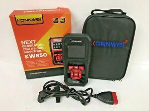 'Konnwei' Next Generation OBD II & Can Scan Tool KW850 (72124/LH)