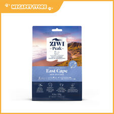 ZIWI Peak East Cape Air Dried Topper/Complete Meal For Cats - 5 Meats&Fish 128g