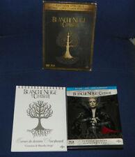 Blanche Neige et le chasseur blu-ray+DVD Édition boîtier SteelBook +CARNET