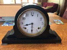 """Restored Sessions Model """"SHARON"""" humpback 8 day mantle clock"""