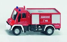SIKU 1068 MERCEDES Unimog Fire Engine Red 112 Scale 1 87