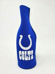Kolder NFL Indianapolis Colts Beer/Soda Bottle Holder Coozie Cooler Insulated