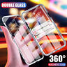 Case For iPhone 11 Pro Max XS X XR 8 7 6s Magnetic Adsorption Double Glass Cover