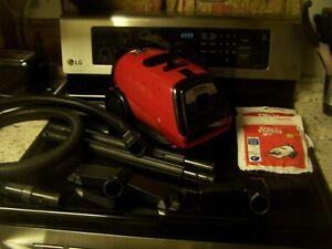 Royal Dirt Devil Can Vac Floor Vacuum Model 082023 Made in USA