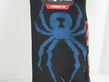 Men's SPYDER Brand BOLD SPIDER COLORS Cushioned Crew Socks - 3 Pack - $30 MSRP