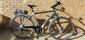 """Giant Twist Lite Electric Bike -Grey - 21"""" Frame"""
