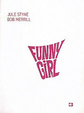 Funny Girl Jule Styne Musical Vocal Score Piano Sheet Music Hal Leonard Book