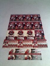 *****Mark Ingram*****  Lot of 50 cards.....10 DIFFERENT / Alabama / Football