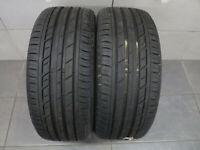2x Sommerreifen Bridgestone Turanza T001 225/45 R17 91W / 7,2 mm / DOT xx17