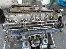 jaguar xj6 4.2 cylinder head [xk ] with carbs /manifold