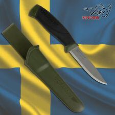 MORAKNIV Companion MG - MORA of Sweden hunting outdoor Knife +Sheat CARBON STEEL