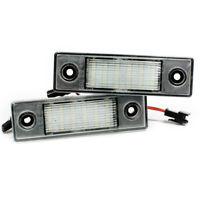 2 X LED Éclairage De Plaque Pour Chevrolet Module Caractéristique